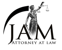 James A. McAuliff, PLLC Attorney at Law Logo